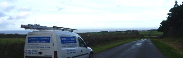 Window Repair Cumbria Van, covering Allerdale, Copeland, Carlisle, Eden, Workington, Cockermouth, Maryport, Whitehaven, Egremont, Cleator Moor, Bothel, Aspatria, Wigton, Silloth, in the Lake District
